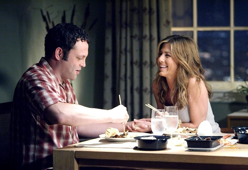 THE BREAK-UP, Vince Vaughn, Jennifer Aniston, 2006, (c) Universal/courtesy Everett Collection