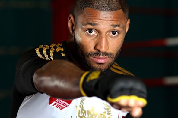 Boxing - Kell Brook and Carl Froch Media Work Out - English Institute of Sport