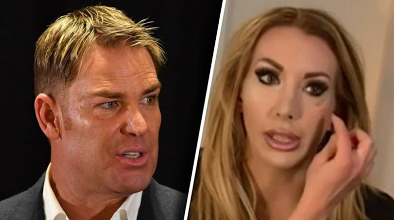 Valerie Fox has stood by her version of events despite Warne being cleared of any wrongdoing.