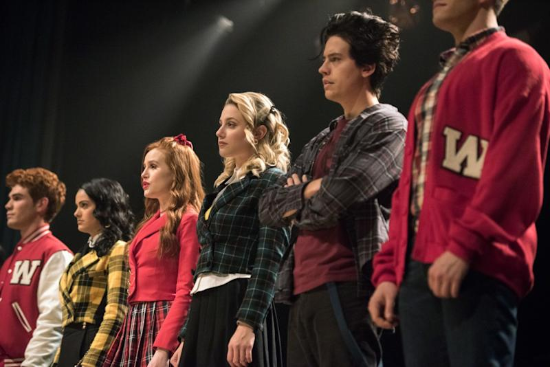 """Riverdale"" Is Doing ""Hedwig and the Angry Inch"" and There Are Mixed Reactions"