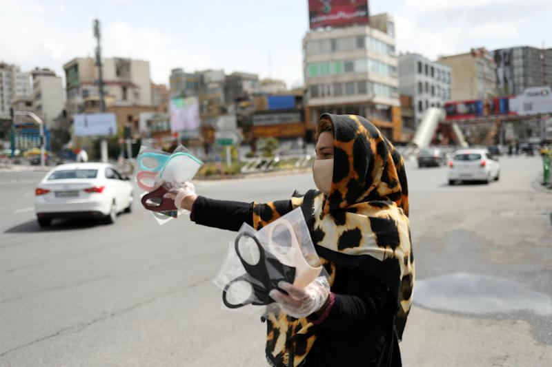 Iran Says Coronavirus Deaths Drop Below 100 For First Time in a Month