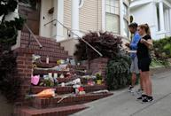 <p>The death of Robin Williams was a loss to the world and fans looked for a way to celebrate his life after his passing. That saw one property in San Francisco become a permanent shrine to the comic, following its cameo in <em>Mrs Doubtfire</em>. Unfortunately, the property now receives so many pictures, flowers and other tributes that it's impossible for the elderly home owner to leave via the front door. </p>
