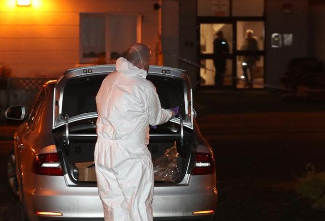 Two bodies found in Belfast apartment