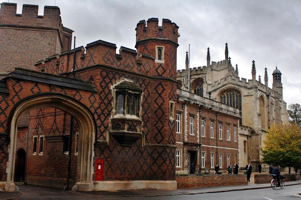 Annual fees at Eton are £40,000 (Picture: PA)
