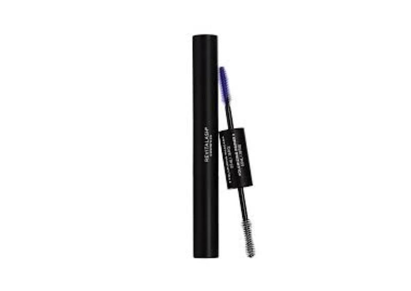 """&ldquo;I really love the RevitaLash Cosmetics Double Ended Volume Set Mascara,"""" said Instagram influencer A<a href=""""https://www.instagram.com/ambervscott/"""" target=""""_blank"""" rel=""""noopener noreferrer"""">mber V. Scott</a>, the talent behind <a href=""""https://loveambervictoria.com/"""" target=""""_blank"""" rel=""""noopener noreferrer"""">Love Amber Victoria</a>, a blog dedicated to accessible fashion trends, beauty tips, and interior design. """"It's super convenient because of the 2-in-1 lash primer and mascara duo, and it's cruelty free!&rdquo; As an extra bonus, RevitaLash also has biotin in it, """"which helps strengthen the lashes,&rdquo; Scott said. <a href=""""https://www.revitalash.com/products/double-ended-volume-set""""><strong>Shop now for $34.50 on RevitaLash Cosmetics</strong></a><strong>.</strong>"""