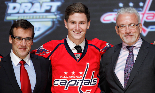 The Caps found a lot of value in the 2012 draft, but that year will always be associated with one player and one player alone: Filip Forsberg.