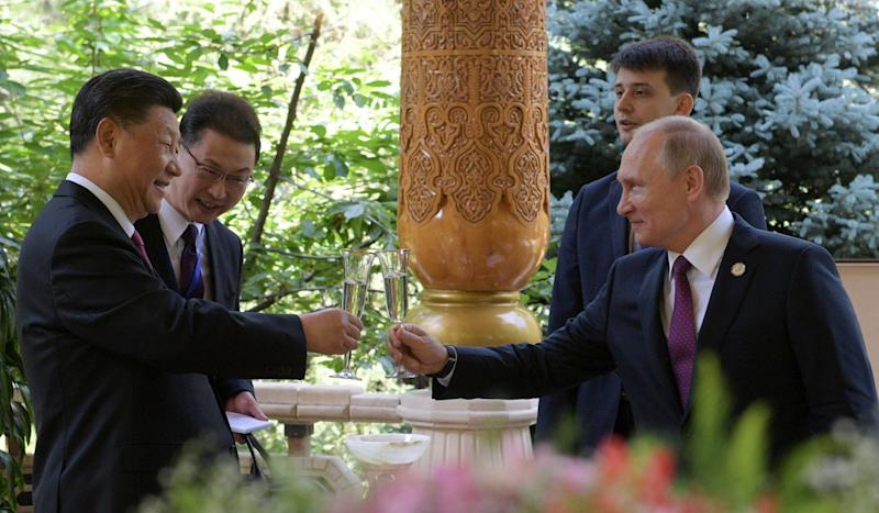 China-Russia ties turn icy in a sweet way as Vladimir Putin gifts Xi Jinping his favourite treat