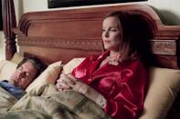 "<p>When the actress became pregnant with twins during the show's third season, the showrunners made sure to keep it under wraps by shooting the star mostly from the chest up. </p> <p><a href=""https://people.com/parents/marcia_cross_pl/"" rel=""nofollow noopener"" target=""_blank"" data-ylk=""slk:Two episodes of the show were filmed in Cross's actual home"" class=""link rapid-noclick-resp"">Two episodes of the show were filmed in Cross's actual home</a> (made up to look like her character Brie's) because the actress was on bed rest! </p>"