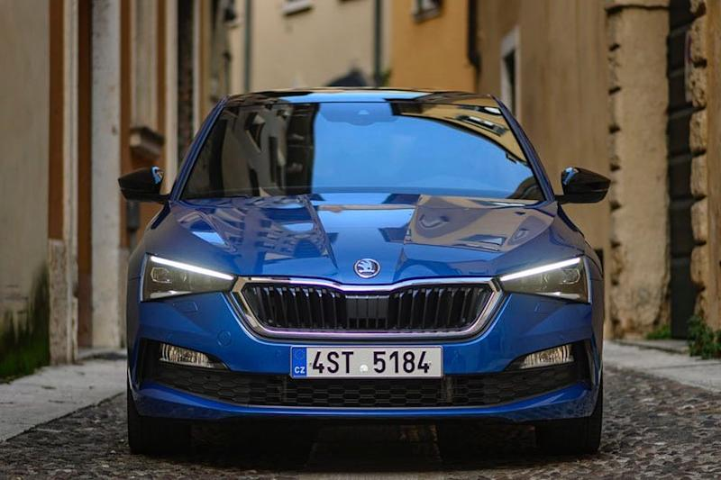 Specifiche Nuova Skoda Scala