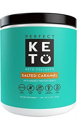 "<p><strong>Perfect Keto</strong></p><p>amazon.com</p><p><strong>$38.99</strong></p><p><a href=""https://www.amazon.com/dp/B07FL1PW5W?tag=syn-yahoo-20&ascsubtag=%5Bartid%7C2139.g.26145670%5Bsrc%7Cyahoo-us"" rel=""nofollow noopener"" target=""_blank"" data-ylk=""slk:Shop Now"" class=""link rapid-noclick-resp"">Shop Now</a></p><p>A serving of this powder contains five grams of pure MCT oil to give you a hearty dose of fat and support keetosis. It is sweetened with Stevia, so you'll get a hint of sweetness, but some people may not like the aftertaste. </p>"