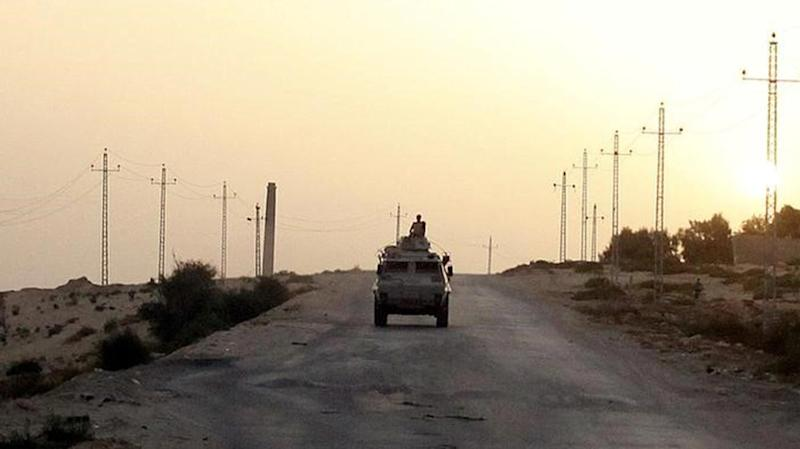 'Dozens of casualties' in terror attack on mosque in Egypt's North Sinai