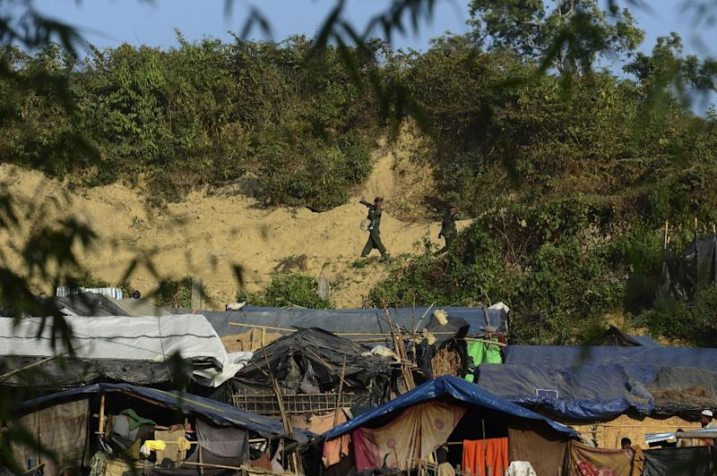 US says 'deeply troubled' by reports of Myanmar mass graves