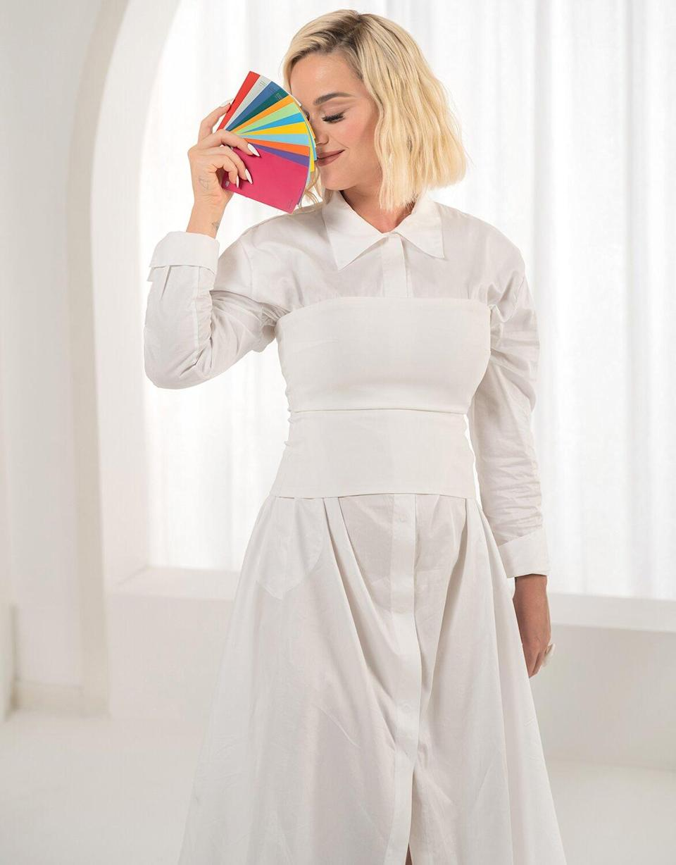 Katy Perry x MUSIC IN COLOR by BEHR