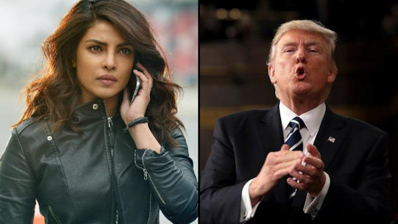 Priyanka Chopra's 'Quantico' Narrative Goes Anti-Trump