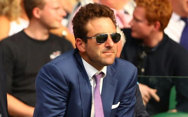 Justin Gimelstob's future role in tennis has been majorly threatened by the assault allegations - Getty Images Europe