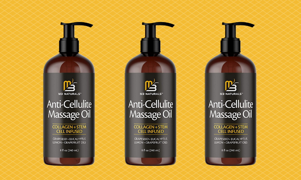 This anti-cellulite oil is marked down right now! (Photo: Amazon)