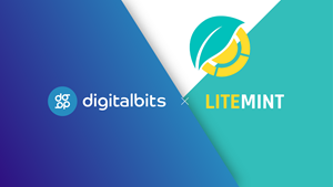 Litemint to help add NFTs to the DigitalBits Blockchain