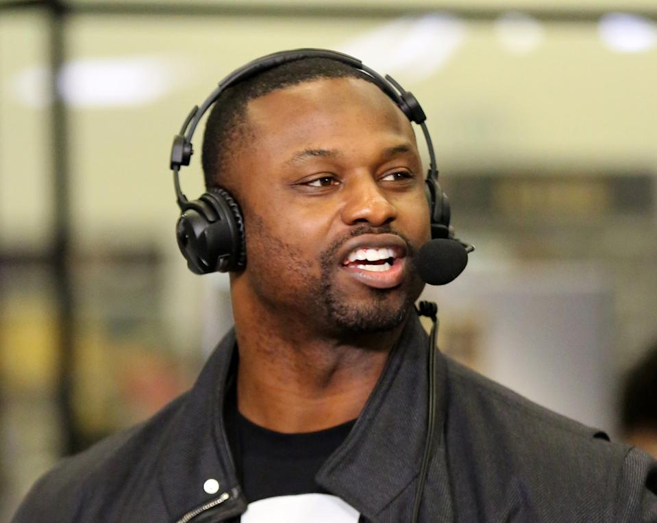 It's safe to say that Bart Scott is not a fan of the New England Patriots. (AP Photo/Gregory Payan)