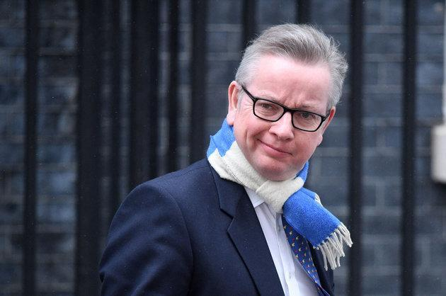 Michael Gove said the UK is the most welcoming country in the EU (<span>PA WIRE/PA IMAGES)</span>