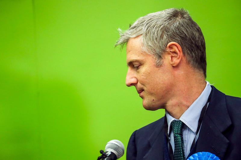 Zac Goldsmith lost his Richmond Park seat (PA)