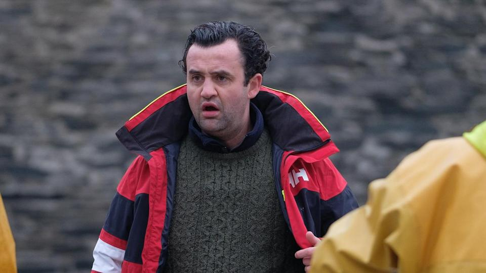 Daniel Mays gets his sea legs in British underdog comedy Fisherman's Friends (Credit: Entertainment Film Distributors)