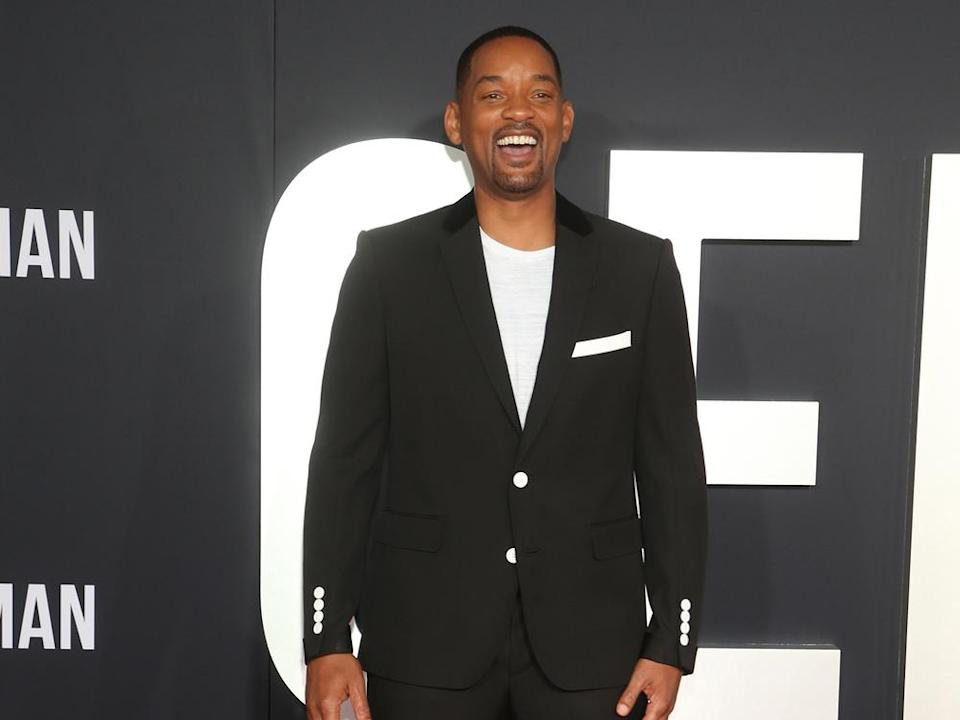 Will Smith will wieder in Form kommen (Bild: FayeS/AdMedia/ImageCollect)
