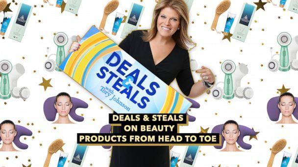 PHOTO: Deals & Steals on beauty products from head to toe (AB news Photo Illustration, Nurse Jamie, Michael Todd, Conscious Coconut)