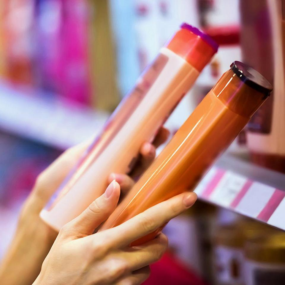 <p>If you must stock up on personal care items, it's best to skip the grocery store unless you want to pay twice as much for smaller sizes. Grab your toiletries and other necessities at big-box department stores to pile on the savings. </p>