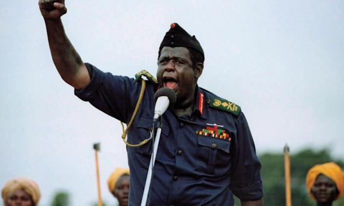 """<div class=""""inline-image__caption""""><p>Forest Whitaker as Idi Amin in <em>The Last King of Scotland</em></p></div> <div class=""""inline-image__credit"""">Fox Searchlight </div>"""
