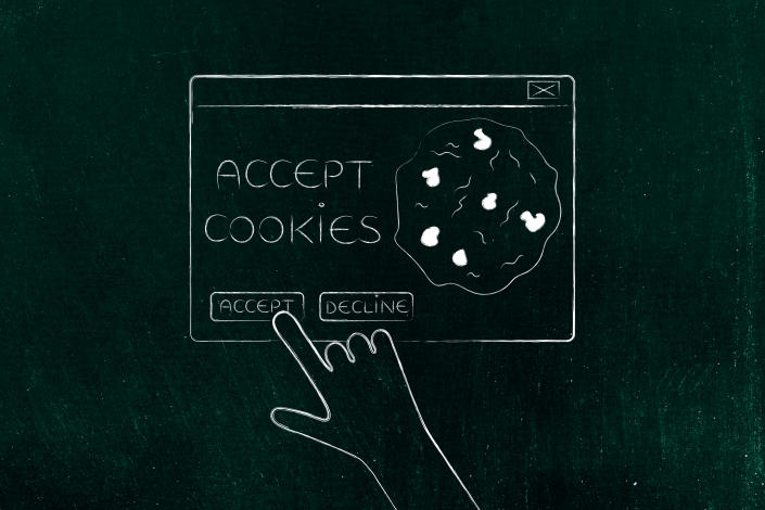 Too many cookies is not a good thing. (Photo: Getty)