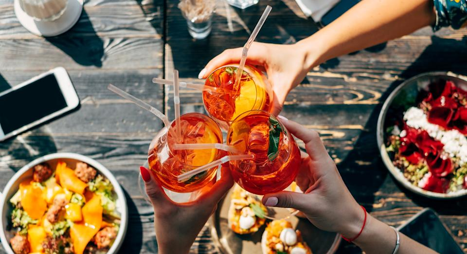 A new study has found that drinking, even within the government guidelines, may cause damage to the body's organs. (Getty Images)