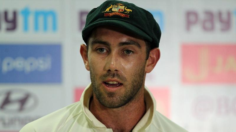 Glenn Maxwell Mocks Virat Kohli on Day Three of Ranchi Test