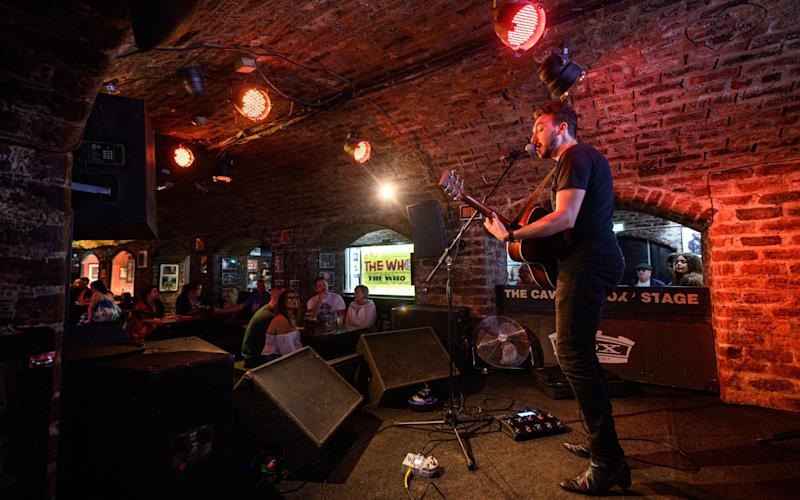 The Cavern Club - Getty