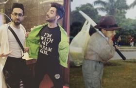 Ayushmann wishes 'best brother' Aparshakti on birthday, latter's reply will melt your heart