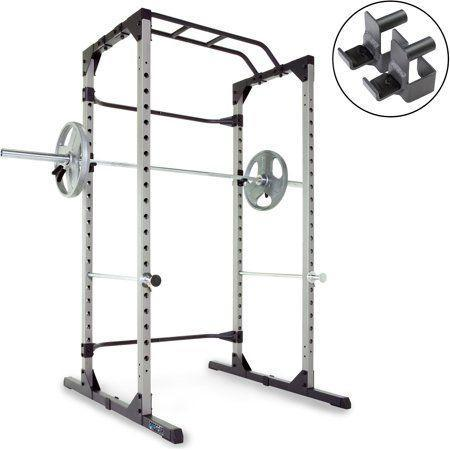 """<p><strong>ProGear</strong></p><p>walmart.com</p><p><strong>$259.00</strong></p><p><a href=""""https://go.redirectingat.com?id=74968X1596630&url=https%3A%2F%2Fwww.walmart.com%2Fip%2F429573691&sref=https%3A%2F%2Fwww.womenshealthmag.com%2Ffitness%2Fg32841178%2Fbest-squat-racks%2F"""" rel=""""nofollow noopener"""" target=""""_blank"""" data-ylk=""""slk:Shop Now"""" class=""""link rapid-noclick-resp"""">Shop Now</a></p><p>The Progear squat rack comes with lock in j-hooks to keep you safe even when there's no spotter around. It also comes with 19 adjustable height levels that cater to a variety of workouts, not just squats, and safety bars that are compatible with seven-inch Olympic bars. </p>"""
