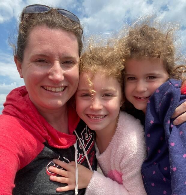 Shanda Slipp can now put her daughters Alice, 7, and Evie, 5, into daycare full time as she continues working as a doctor in Corner Brook.
