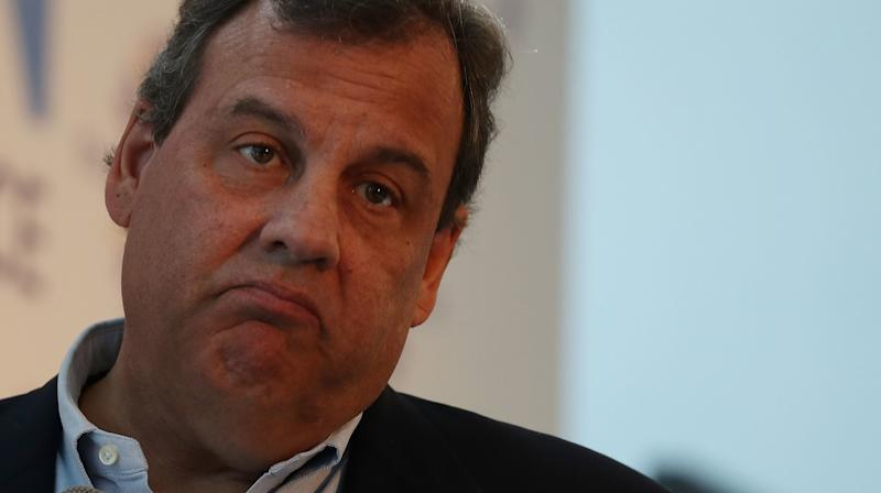Chris Christie Reportedly Turned Away From Airport VIP Entrance