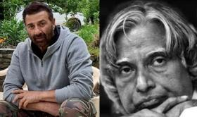 'Remembering a great human': Sunny Deol pays tribute to Abdul Kalam on his birth anniversary