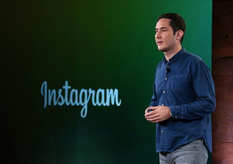 Kevin Systrom (pictured) and Mike Krieger have resigned from their posts as chief executive and chief technology officer respectively, not giving reasons and saying they planned to take time off, according to the Times