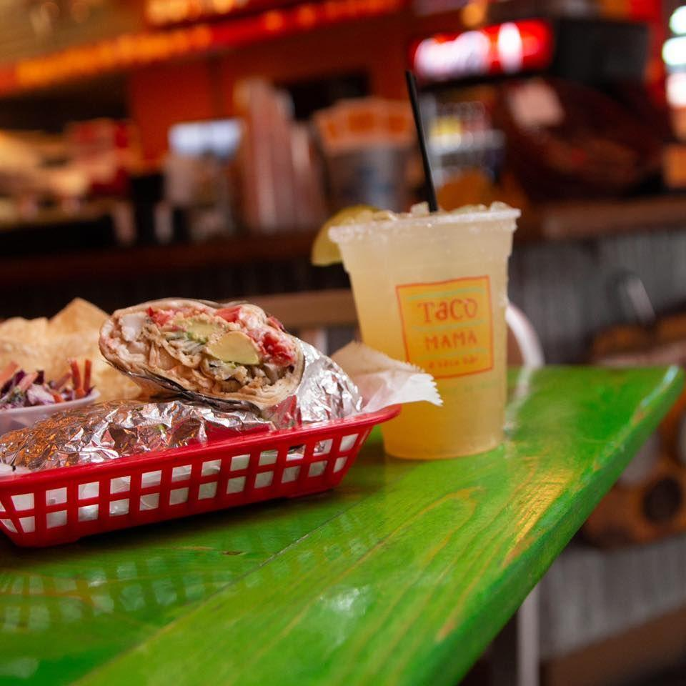 """<p>If you're looking for the perfect family restaurant where you can find delicious food made with fresh ingredients, <a href=""""http://www.tacomamaonline.com/"""" rel=""""nofollow noopener"""" target=""""_blank"""" data-ylk=""""slk:Taco Mama"""" class=""""link rapid-noclick-resp"""">Taco Mama</a> is the place to go. Not only is it decorated in the brightest colors, but there's a warmth that radiates when you step inside.</p><p><em>Check out <a href=""""https://www.facebook.com/TacoMamaTtown/"""" rel=""""nofollow noopener"""" target=""""_blank"""" data-ylk=""""slk:Taco Mama on Facebook"""" class=""""link rapid-noclick-resp"""">Taco Mama on Facebook</a>.</em></p>"""