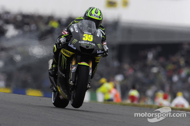 "2012. Cal Crutchlow (MotoGP)<span class=""copyright"">Bridgestone Corporation</span>"