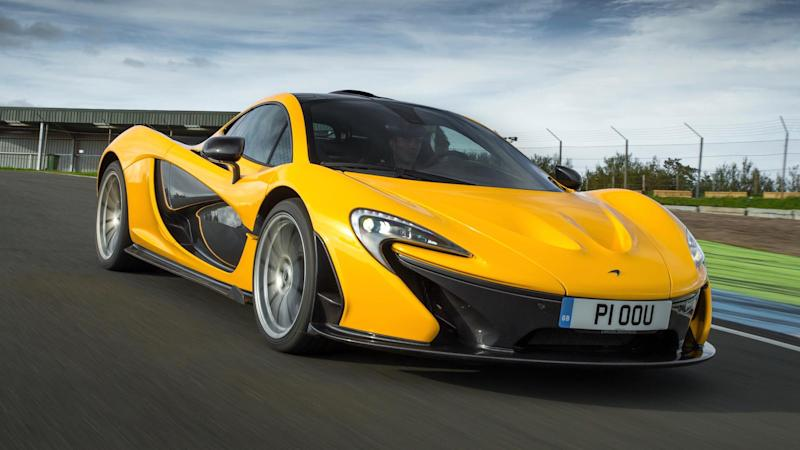 5 Years of the McLaren P1