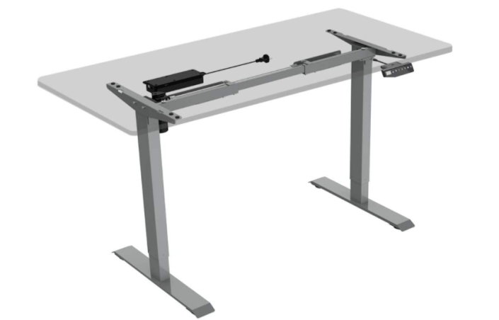 It's your desk that should spread out over the course of your work day, not your bum.  (Photo: Amazon)
