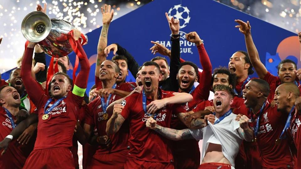Liverpool é hexacampeão da Champions | Harriet Lander/Copa/Getty Images