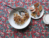 <p>If you're feeling a little more nice than naughty on Christmas morning, this baked oatmeal, flecked with seasonal cranberries, is a festive (yet still relatively healthy) breakfast choice.</p>