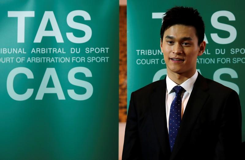 Swimming: Sun Yang's stance on anti-doping testers doesn't wash for Peaty