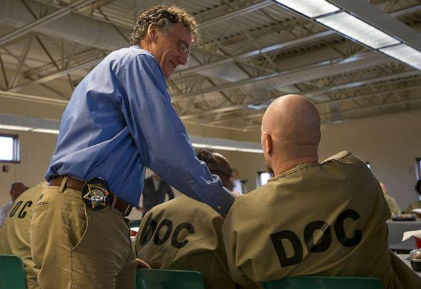 PHOTO: Access to mental health care has been a passion of Cook County Sheriff Tom Dart, whose county seat is Chicago, a city no stranger to gun violence.  (Cook County Sheriff's Office)