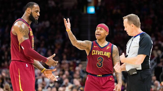 Isaiah Thomas is averaging 15.9 points while shooting 39 percent from the field since coming back from a hip injury.
