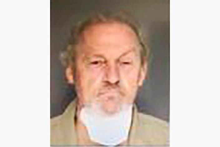 Curtis Edward Smith has admitted shooting Mr Murdaugh in an insurance fraud scheme, authorities say (Colleton County Detention Center)