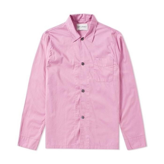 """<p><em>Our Legacy Box Shirt, $209, available at <a rel=""""nofollow"""" href=""""https://www.endclothing.com/us/our-legacy-box-shirt-1173bsgpws.html?mbid=synd_yahoostyle"""">endclothing.com</a></em></p>"""